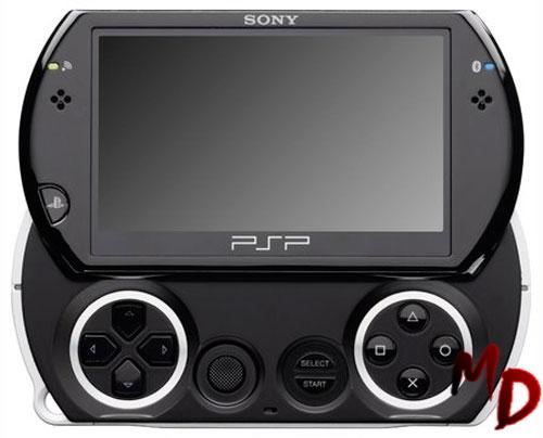 PSP Go MD
