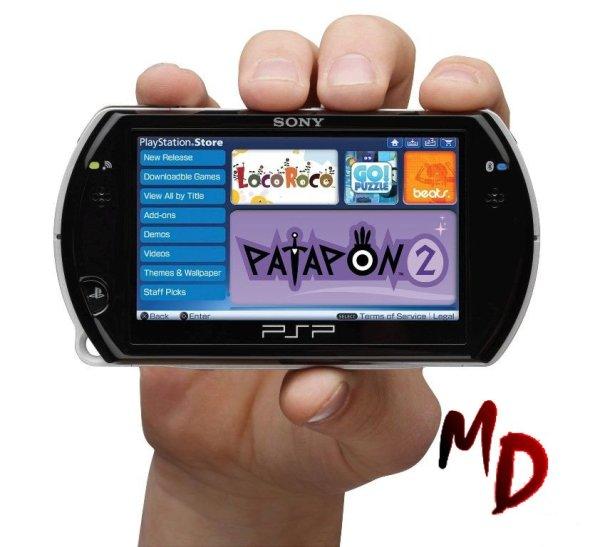 PSP GO 2