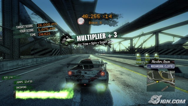 Free Download Burnout Paradise The Ultimate Box Pc Game ...