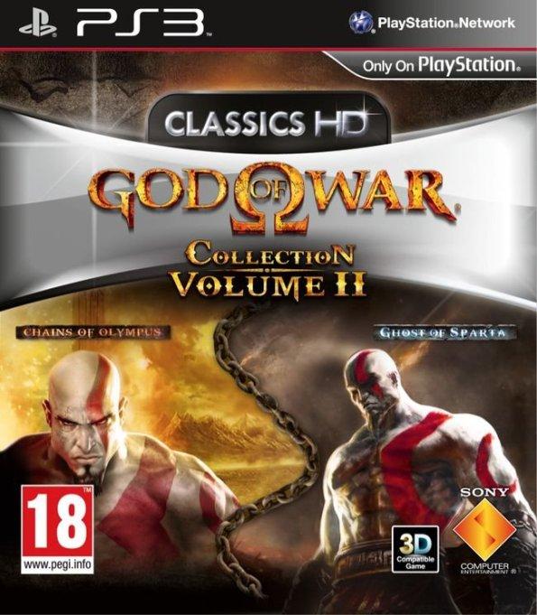 God of war collection volume 2 trailer : Super singer 8 nov
