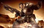 GEARS OF WAR 2 by patrickbrown
