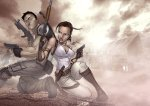 Resident Evil 5 by patrickbrown