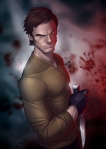 Dexter by patrickbrown