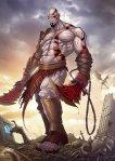 God of War 3 by patrickbrown