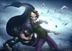 Why So Serious by patrickbrown