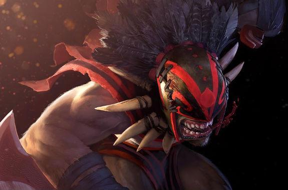 Uno de los héroes de Agilidad del bando de los Dire, BloodSeeker