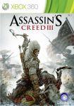 Portada de Assassin's Creed III de Xbox 360