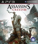 Portada de Assassin's Creed III de PS3