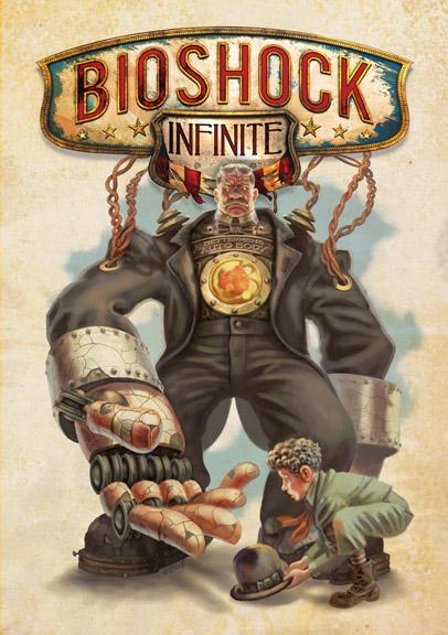 BioShock Infinite: Diseño 2