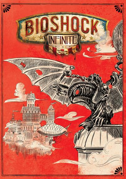 BioShock Infinite: Diseño 4