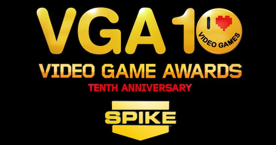Spike Video Game Awards 2012